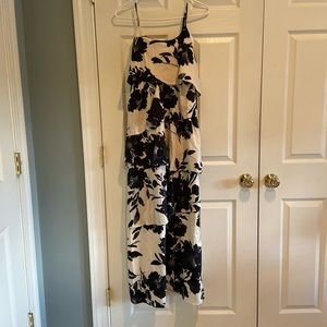 Old navy maxi dress with tags